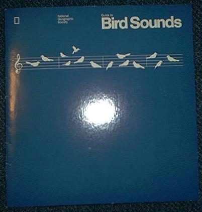 GUIDE TO BIRD SOUNDS 4-record set