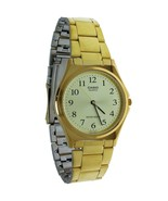 New CASIO WATCH GENTS MTP-1130N-9B MTP1130N MTP1130 Gold Band Water Resi... - $30.76