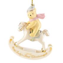 Lenox 2016 Winnie The Pooh Baby's 1st Christmas Ornament L858747 - $34.90