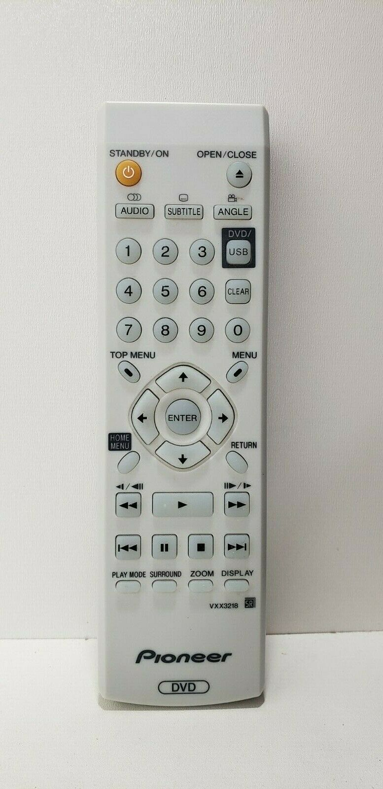 Pioneer DV-400V DVD HDMI Player with Remote. Tested image 9