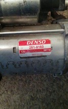 Genuine OEM Denso 281-8160 Starter 12V 13 Tooth for GM 6.0l Gas Engines image 2