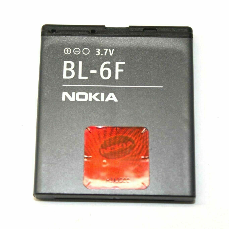 OEM Nokia BL-6F 1200mAh 3.7v Li-ion Battery for Nokia N78 N79 N95 - $10.39