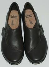 Clarks 15807 Everlay Kara Womens Dark Brown Leather Shootie Size 6 image 1