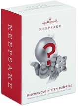 Hallmark  Mischievous Kitten Surprise 2019  Keepsake Ornament - $16.54