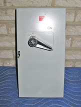 FPE SWITCHMATIC 30 AMP, 1/3 PHASE, 240/600 VOLT NON-FUSED SWITCH ~ RARE! - $149.99