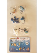 Pokemon Fun Figure mini Charms series 3 set of 6 - $44.99