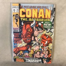 Conan the Barbarian #10 1971 Marvel Comics Fine Condition  - £18.48 GBP