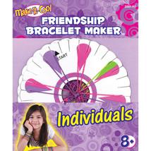 Janlynn Cool Cord Friendship Bracelet Pack Assorted Colors - $4.99