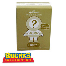Frosty Friends Mystery 2011 Hallmark Ornament Blind Aloha Toymaker Santa... - $9.87