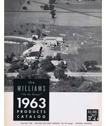 ORIGINAL Vintage 1963 Williams Gunsight Company Catalog - $19.79