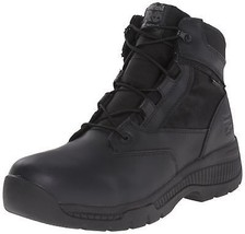 "Timberland PRO Men's 6"" Valor Soft-Toe Waterproof Work Boot 4.5 D(M) US - $128.60"