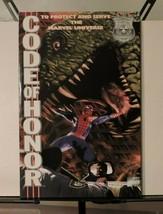 Code of Honor #1-4 january 1997 - $11.84