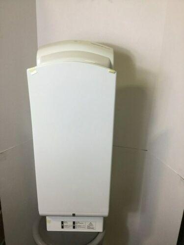 New Mitsubishi Jt-sb116eh-w-ca White Electric Air Blast Hand Dryer