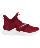 Nike Lebron Soldier 12 XII TB Team Red Maroon/White Basketball Mens Size 18 - $100.00
