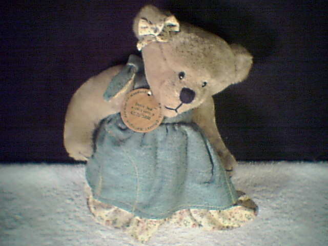 BONITA BEAR~~~cute and numbered~~