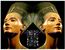 Queen nefertiti of egypt bonanza thumb200