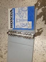 1991 1992 Honda CB250 Service Shop Repair Manual OEM Factory W Binder - $31.64