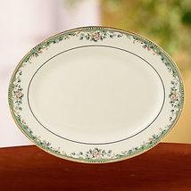 Lenox Spring Vista 13 inch Oval Platter NIB  - $155.00