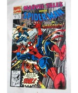 1991 MARVEL TALES WITH SPIDERMAN AND HOBGOBLIN COMIC BOOK JANUARY # 257 - $7.76