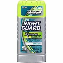 Right Guard Xtreme Fresh 2.6 Ounce Energy Solid 76ml 2 Pack - $16.47