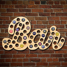 Bar Sign Beer Cap Holder - $34.95+