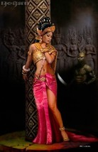 Haunted Immortal Devata Wealth Guidance Wishes Money Amulet Of The Goddess - $67.77
