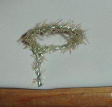 Barbie doll accessory probably hand crafted halo made of very stiff wire - $7.99