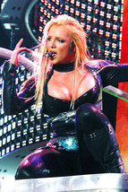 Britney Spears 24x18 Poster Huge Cleavage in Concert - $23.99
