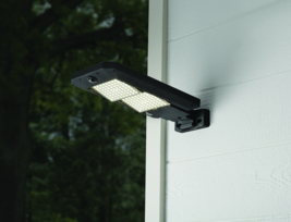 Hyper Tough 5000 Lumen Motion Sensor Solar Street Light - £56.85 GBP