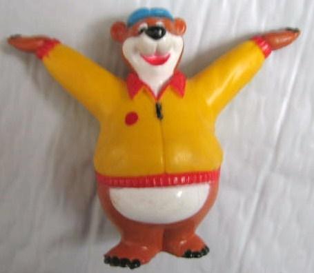 Vintage McDonald's Regional Kissy Fur Gus