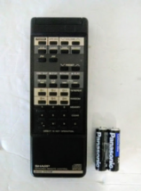 Sharp R-CONT1585A Remote For CD-C500 CD-C500(GY) CP-C500 CP-CW500 - $15.00