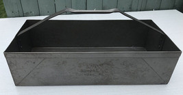 Vintage Lyon Metal Tool Box Tote Tray, Tool Caddy , Home,Garden Storage - $108.89