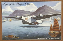 1000 Pc Jigsaw Puzzle Japanese Style Saga of the Pacific Clipper Minicra... - $14.03