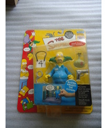 BUSTED KRUSTY THE CLOWN THE SIMPSONS Series 9 Playmates  Interactive Fig... - $13.00