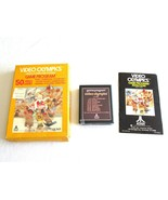 Video Olympics Atari 2600 Original Game CX2621 Complete with Box and Man... - $14.24
