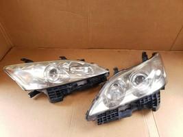 07-09 Lexus ES350 Halogen Headlight Lamp Passenger Right RH image 1