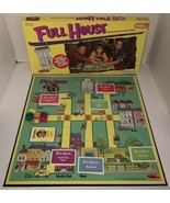 Vintage 90s FULL HOUSE Board Game 1993 Tiger TV Show ALL PIECES INCLUDED... - $37.55