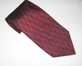 Silk Tie City of London FERRELL REED Nordstrom Neck Tie Woven Italy - $23.94