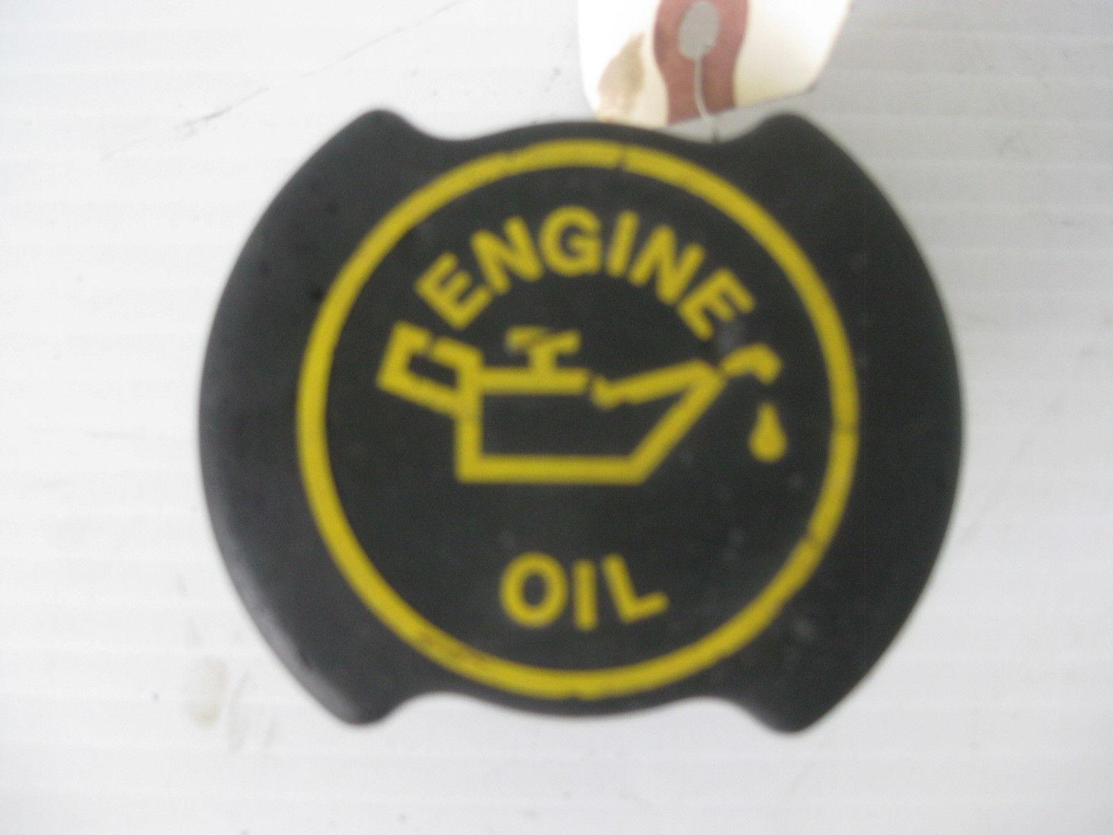 2000 Ford Windstar Oil Cap OEM
