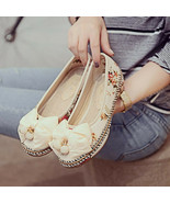 2019 Women's Pumps New Fashion Spring Summer Shoes Flower Ethnic Style B... - $13.59+