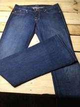 Rock & Republic Women's Boot Cut Denim Jeans Pants Size 28 W32 L35.5 Dar... - $32.26