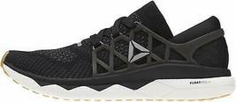 Reebok Floatride Run Ultraknit Mens Running Shoes - Black 8.5 M UK - $96.03