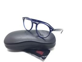 Ray Ban Azul Rojo Negro 2180V 2013 49mm Diseñador Demo Lentes Gafas - $79.79