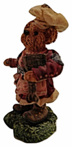 """Boyds Bears """"Bernice as Mrs. Noah...The Chief Cook and Bottle Washer,"""" #2427 image 2"""