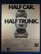Vintage magazine ad print Chevrolet Advertising Design - $30.00