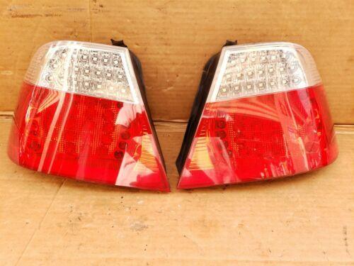 04-06 BMW E46 M3 325Ci 330Ci Coupe 2dr LED Taillight Tail Lights Set L&R
