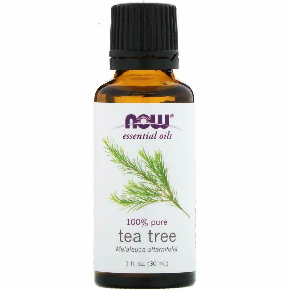 Now Foods 100% Pure Tea Tree Oil, 1 Fluid Ounce - $14.51