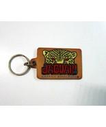 Vintage 1990s Knott's Berry Farm Jaguar Roller Coaster Souvenir Leather ... - $10.99