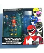 Power Rangers Lightning Collection Mighty Morphin Zordon & Alpha 5 NEW 2020 - $59.35