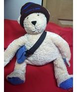 "New Delias NYC Plush Bear Barrow Bear 14"" - $8.39"